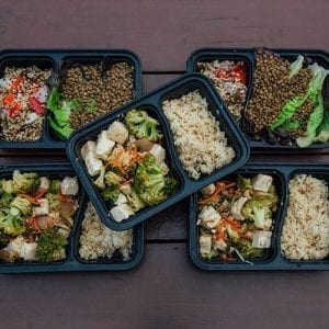 Ready made meals