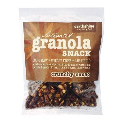 Activated Granola Snack - Crunchy Cacao