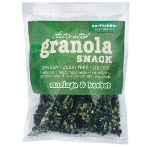 Activated Granola Snack - Moringa Baobab