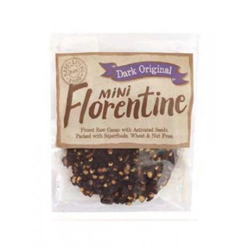 Dark Chocolate Florentine