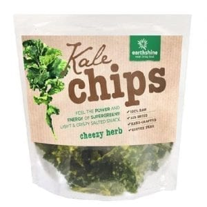 Kale Chips Cheezy Herb