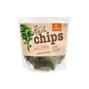 Kale Chips Spicy Moroccan