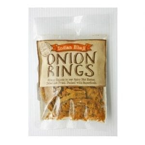 Onion Rings India Bhaji