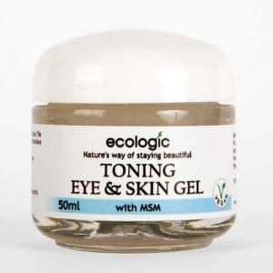 Toning Eye and & Skin Gel