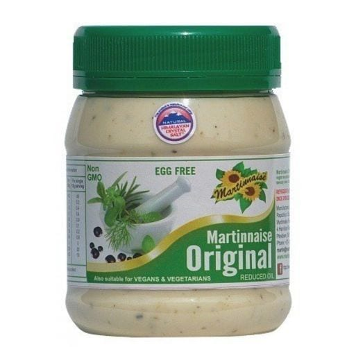 Original Vegan Mayonnaise Original & Tangy