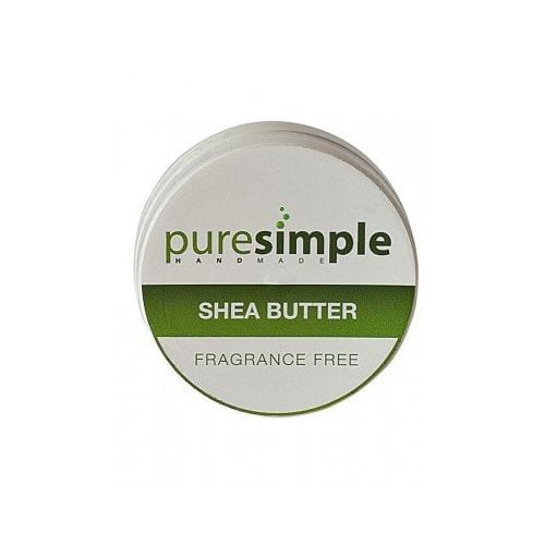 Natural Shea Butter fragrance free