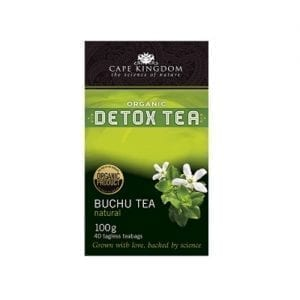 Bucha Natural Detox Tea